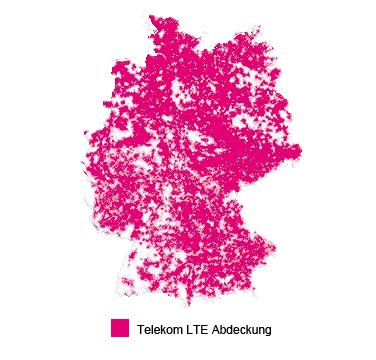 telekom lte verf gbarkeit lte ausbau und lte check bei telekom lte. Black Bedroom Furniture Sets. Home Design Ideas