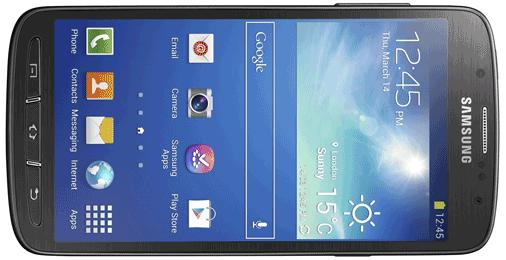 neue smartphones nokia eos und samsung galaxy s4 active. Black Bedroom Furniture Sets. Home Design Ideas