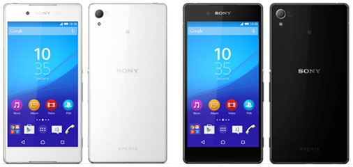 neues 5 2 zoll smartphone sony xperia z4 in japan vorgestellt. Black Bedroom Furniture Sets. Home Design Ideas