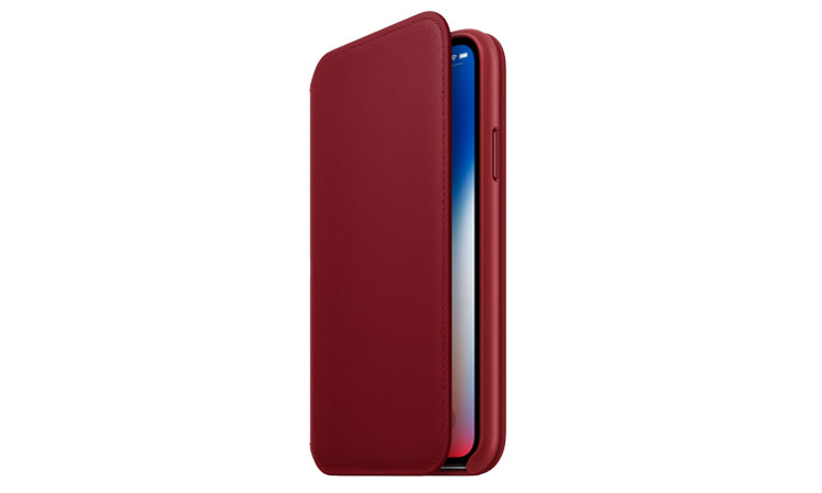 Red Case iPhone X