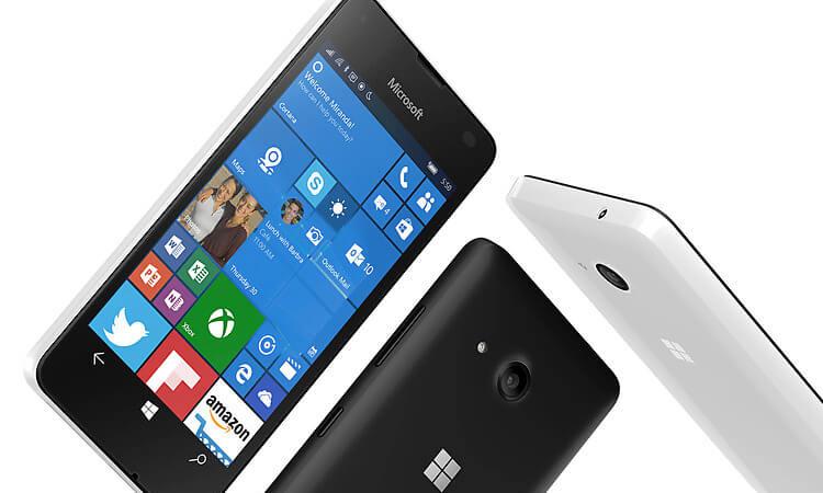 einsteiger smartphone lumia 550 mit windows 10 ab 12 dezember. Black Bedroom Furniture Sets. Home Design Ideas