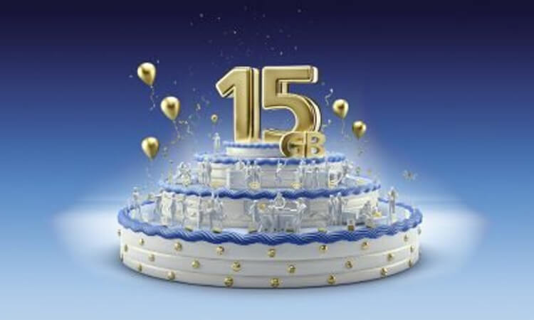 GByte für 30 Euro: O2 lockt Neukunden mit Geburtstagsangebot