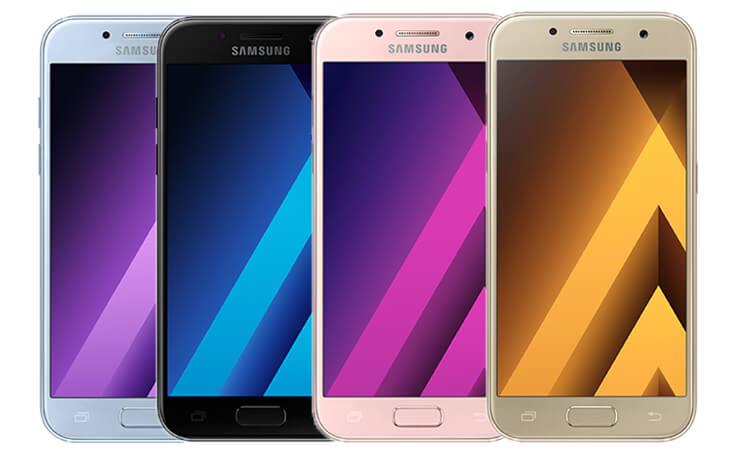 2017 testsieger smartphone Samsung Smartphones
