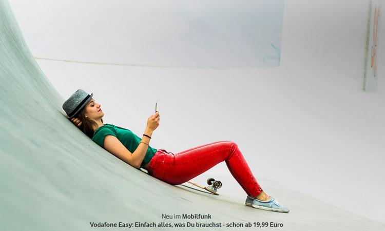Vodafone Mobilfunktarife