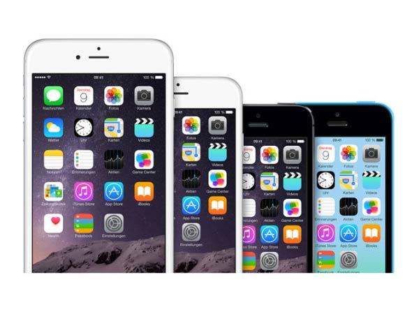 iphone 6 infos kurz bericht und datenblatt zum apple. Black Bedroom Furniture Sets. Home Design Ideas