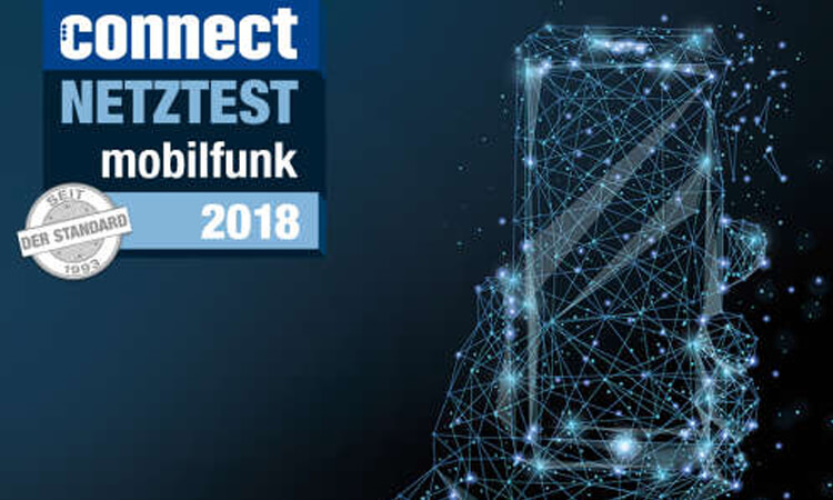 Logo Connect Netztest 2018