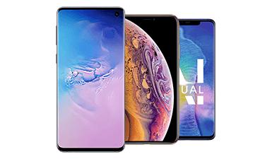 Auswahl der Redaktion: Die besten Smartphones