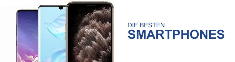 Teaser die besten Smartphones