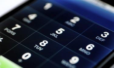 Mitnahme der Handynummer