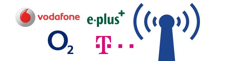 Teaser Mobilfunknetze / Handynetze