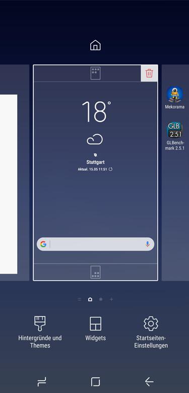 Samsung Galaxy S8 Hintergrundbild ändern So Gehts