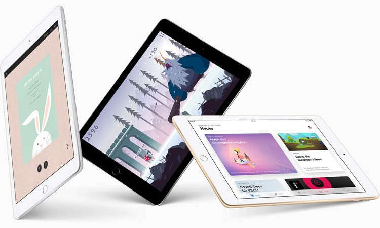 Apple iPad bei 1&1