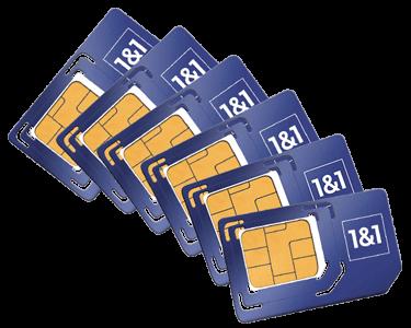 Firmen-Rabatt für 1&1 All-Net-Flat Business