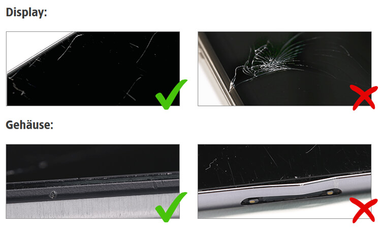 1&1 NewPhone Schäden