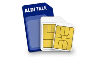 Aldi Talk SIM Karte