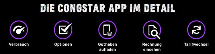 congstar App