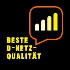 Congstar Logo: Beste D-Netz Qualität