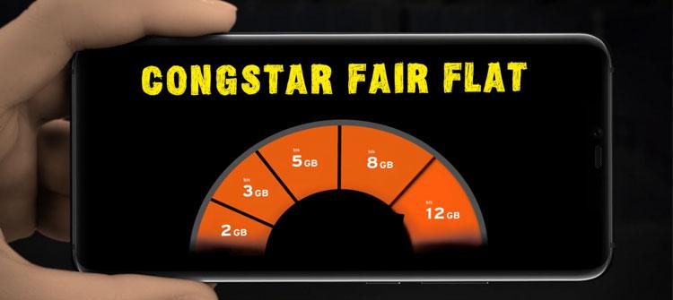 Congstar Werbung Fair Flat Angebot