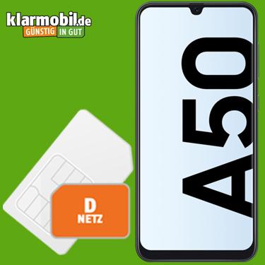 Klarmobil Angebot Samsung Galaxy A50