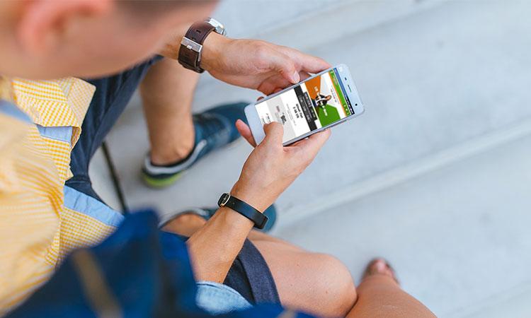 Klarmobil im Ausland - Klarmobil über das Smartphone aufrufen