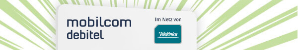 Mobilcom-Debitel Angebote im o2-Netz