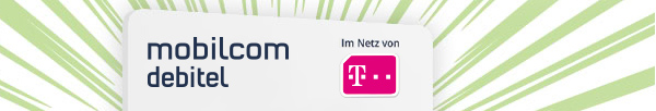 Mobilcom-Debitel Angebote im Telekom-Netz