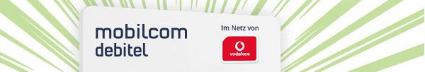 Mobilcom-Debitel Angebote im Vodafone-Netz