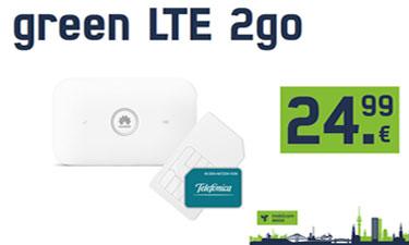 Mobilcom Debitel green LTE 2go