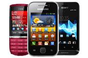 Die Smartphones zu o2 o