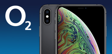 iPhone XS Max bei o2