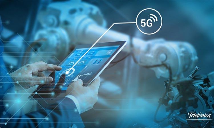 o2 5G für die Industrie 4.0
