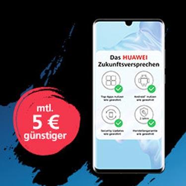 o2 Black Week Angebot: Huawei P30 Pro für 34,99 €/Monat