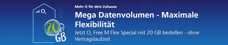 o2 Free M Flex Special Teaser