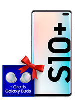 Samsung Galaxy S10+ mit Galaxy Buds bei o2