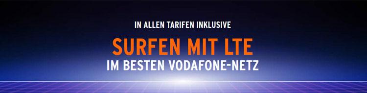Otelo Tarife mit LTE