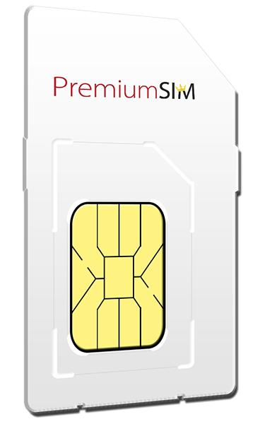 PremiumSIM SIM-Karte