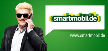 Smartmobil Werbekampagne mit Heino