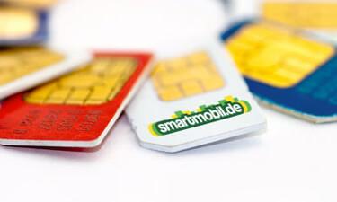 Smartmobil SIM-Karte