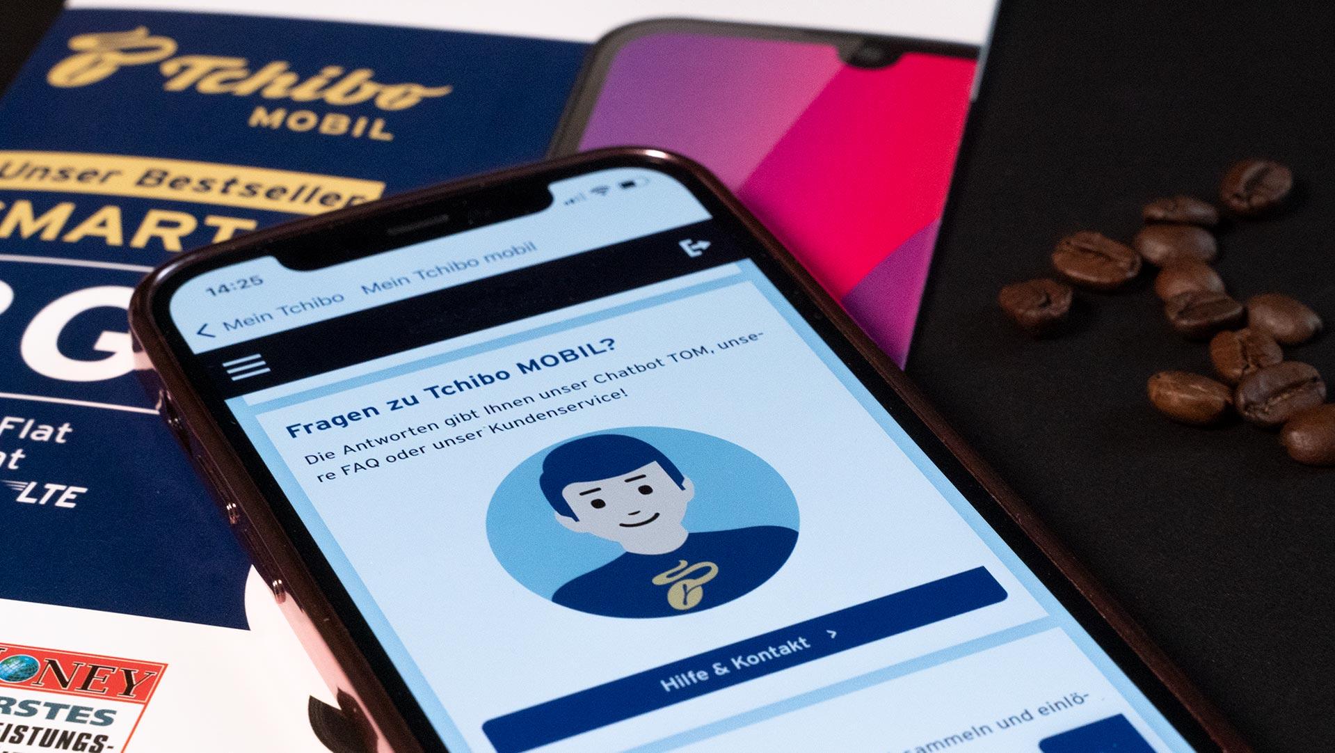 Tchibo mobil Erfahrungen   Handy Tarif mit 3 GB LTE im Praxis Test