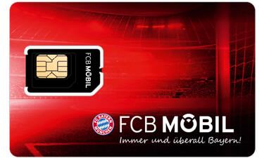 SIM-Karte FCB Mobil