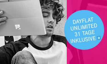 Screenshot Telekom Online-Shop: Data Comfort Datentarife