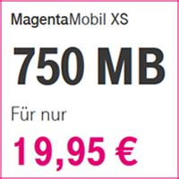Telekom MagentaMobil XS
