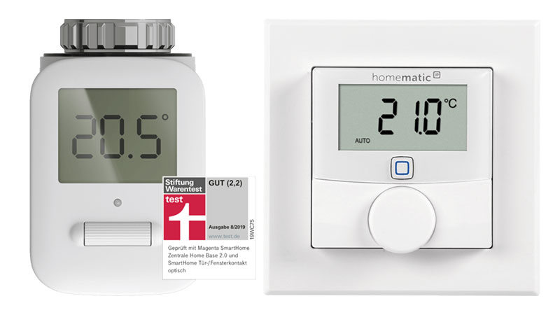 Telekom Smart Home Thermostate