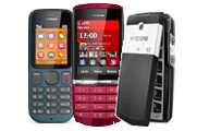 Vodafone SuperFlat mit Smartphone