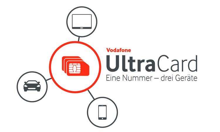 Vodafone Business UltraCard