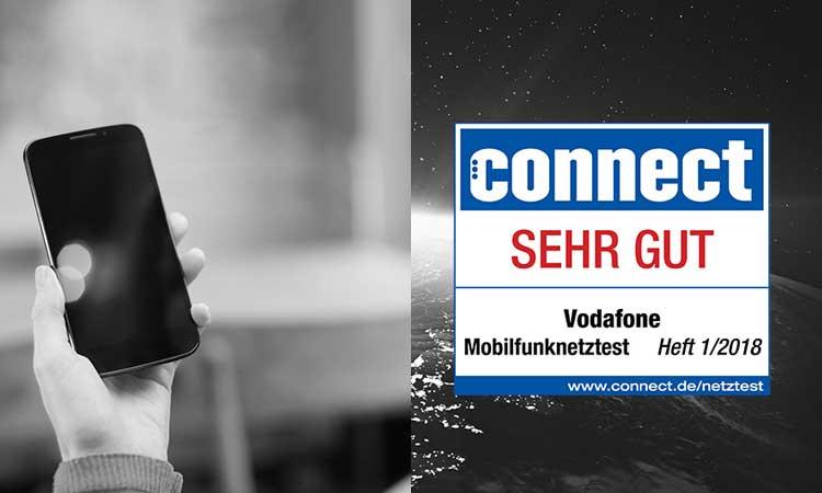 Vodafone Red Business Service & Netz