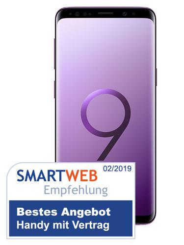 SmartWeb Empfehlung Handy mit Vertrag