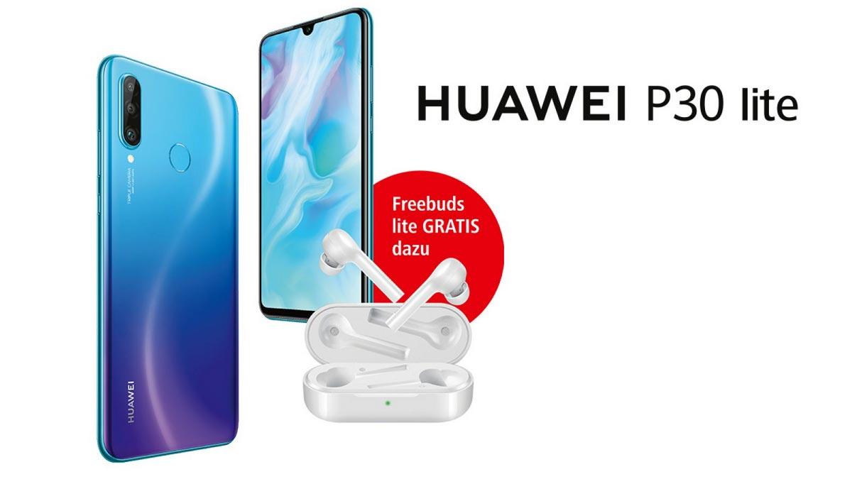 Huawei P30 lite mit Freebuds