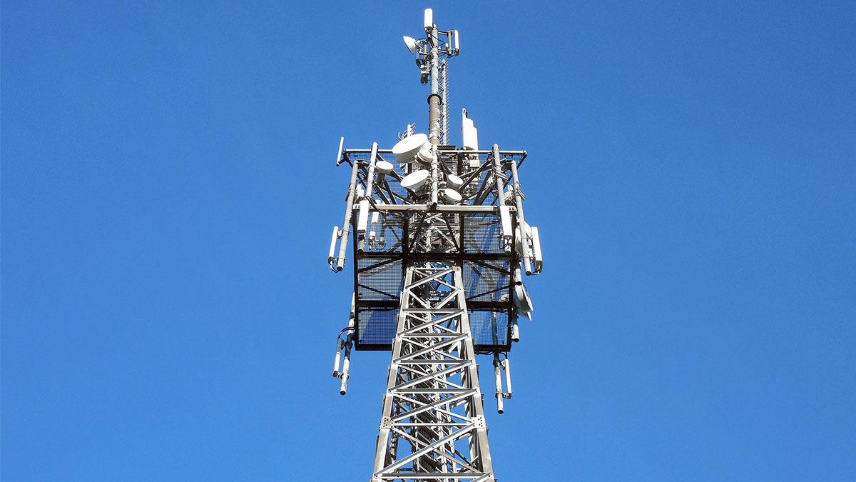 Mobilfunkmast - Chip Netztest 2019, Telekom, Vodafone und o2 Netz im Test