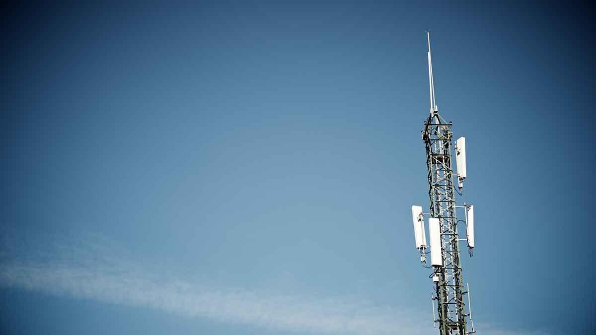 LTE-Mast Telekom